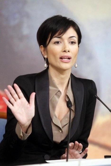 Красивые женщины в политике
