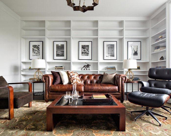 Апартаменты Брюса Уиллиса в Нью-Йорке (10 фото)