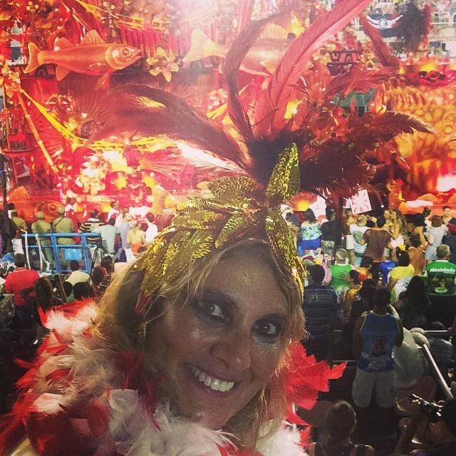 Фотографии карнавала в Рио-де-Жанейро (36 фото)
