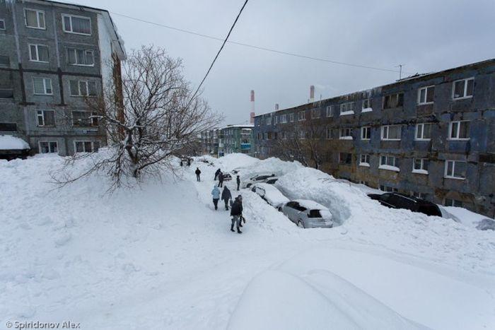 Зима на Камчатке (50 фото)