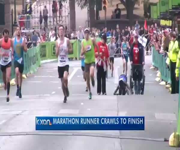 Непростое окончание марафона