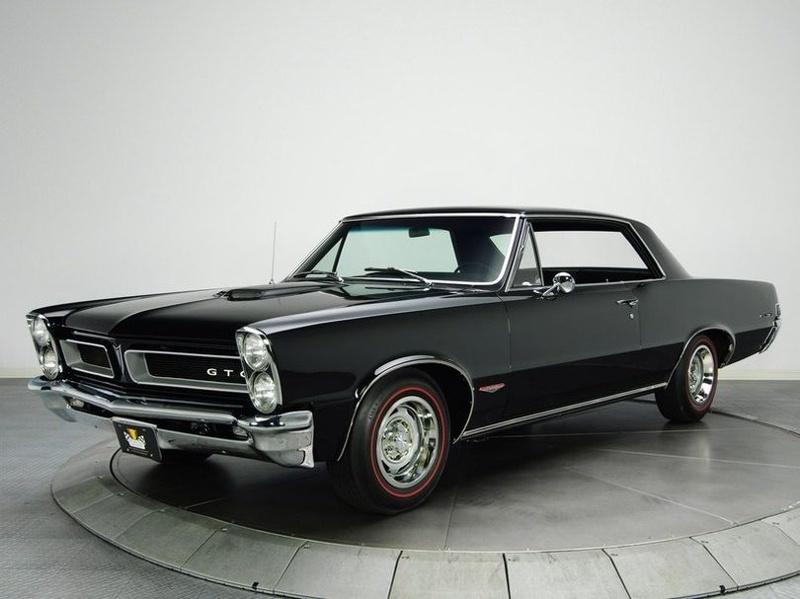 Автомобильная классика 60-х годов