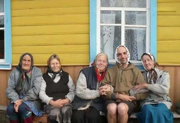 Подборка фотографий альтернативно одаренных людей (42 фото)
