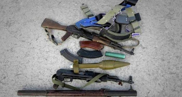 Оружие сомалийских пиратов (24 фото)