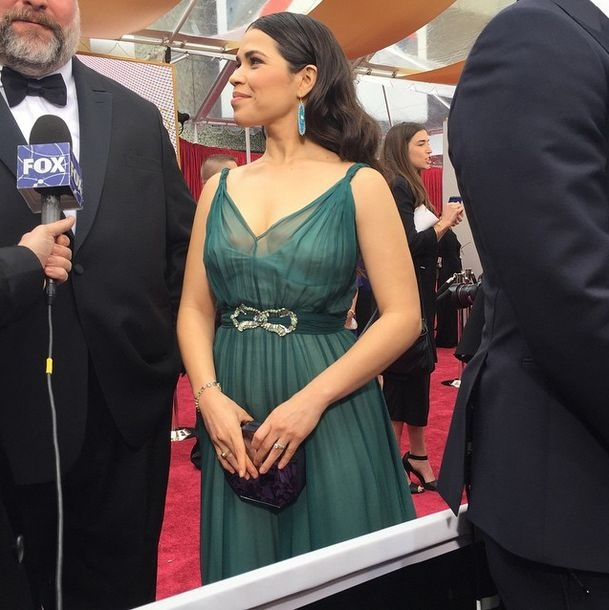 Фото вручения Оскара 2015, взятые из Инстаграма (55 фото)