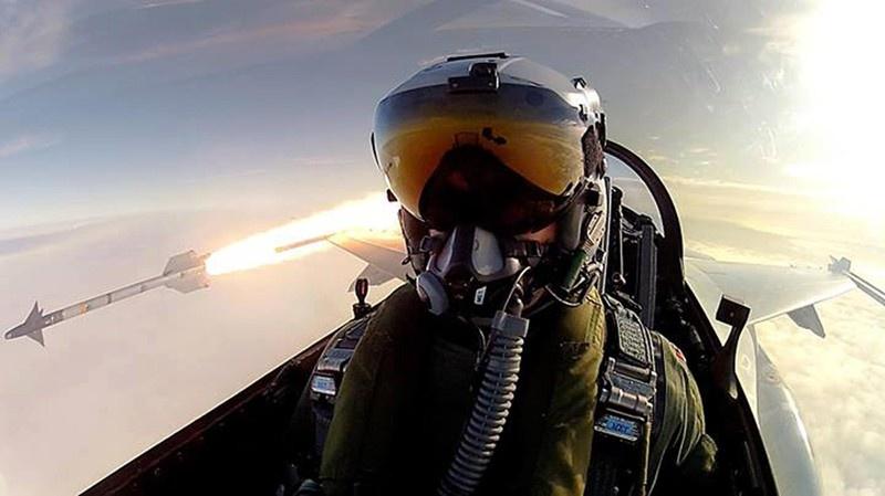 Селфи летчиков (17 фото)