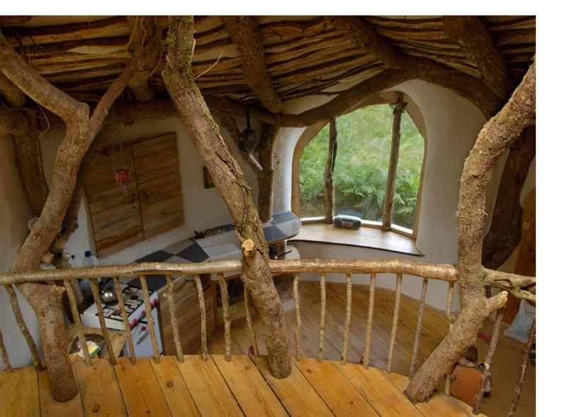 Сказочные дома, существующие в реальности (27 фото)