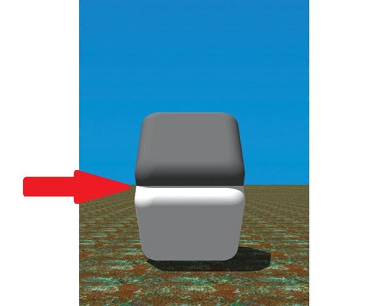 Интересные оптические иллюзии для тренировки мозга (11 фото и 9 гифок)