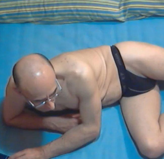 Фото поклонников виртуального секса (44 фото)