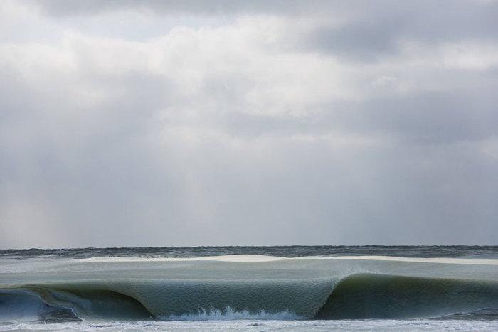 Классные фото замерзшего океана (5 фото)
