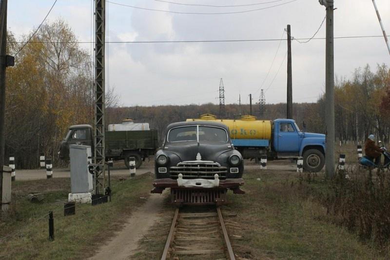 Подборка рельсомобилей (56 фото)