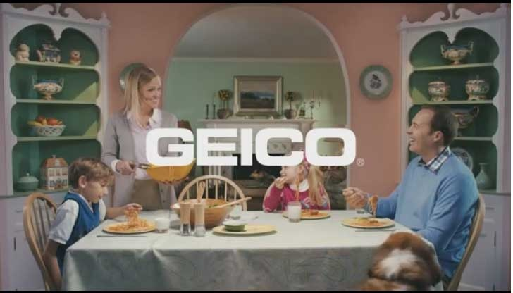 Прикольная реклама страховой компании