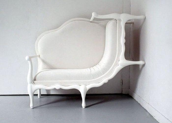 Креативные диваны и кресла (23 фото)