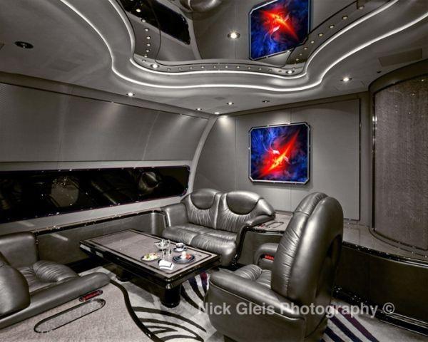 Футуристичные проекты салонов самолетов (18 фото)
