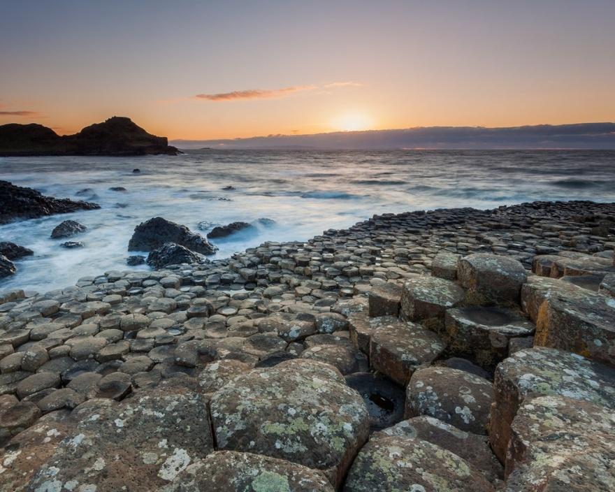 Красивые и необычные геологические образования