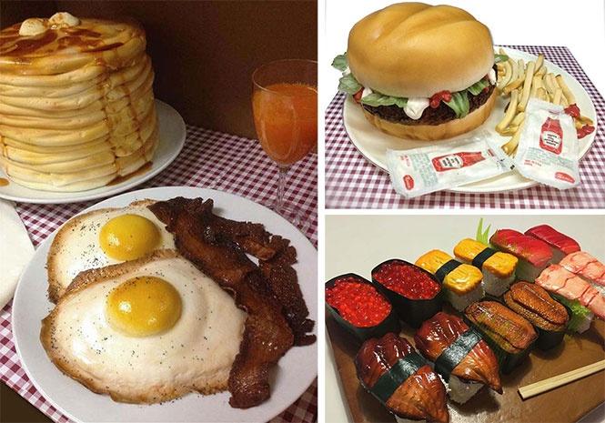 Блюда, которые на самом деле являются тортами (18 фото)