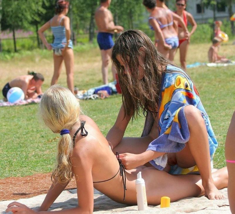 Подборка случайных фотографий девушек (26 фото)