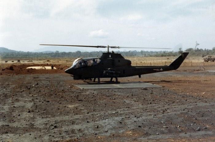 Война во Вьетнаме в фотографиях, сделанных обычным американским солдатом (40 фото)