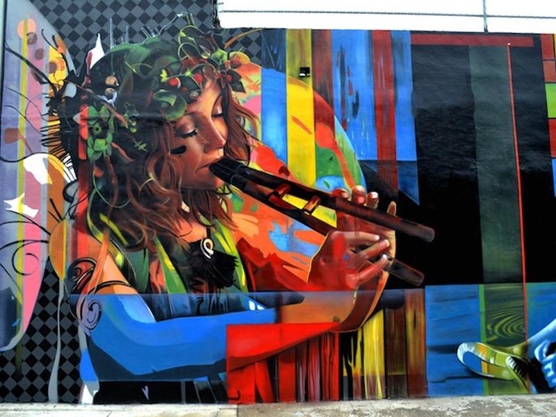Позитивный стрит-арт Эдуардо Кобра (23 фото)