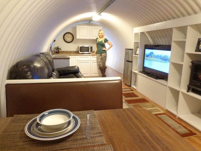 Домашний бункер на случай апокалипсиса (29 фото)