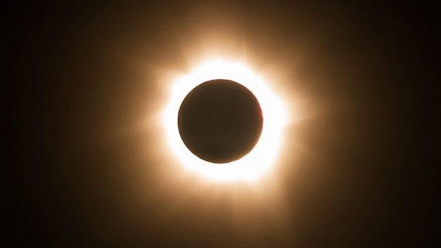 Крупнейшее солнечное затмение 20 марта 2015 года