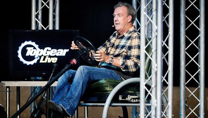 Очередной скандал в Top Gear