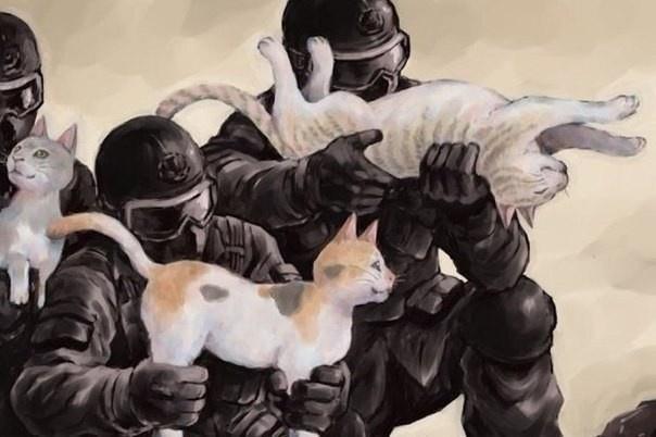 Нормативы по физ. подготовке спецназовцев ФСБ