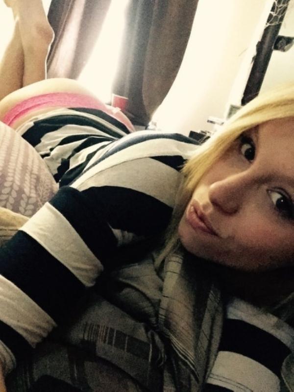 Подборка селфи в постели