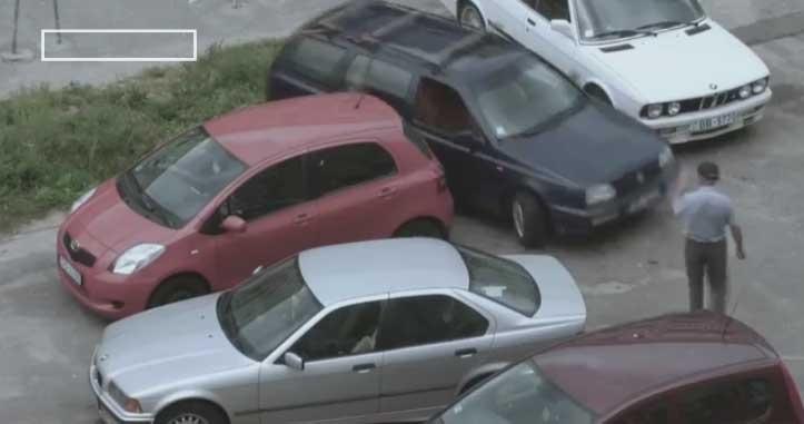 Суровая месть автомобилиста
