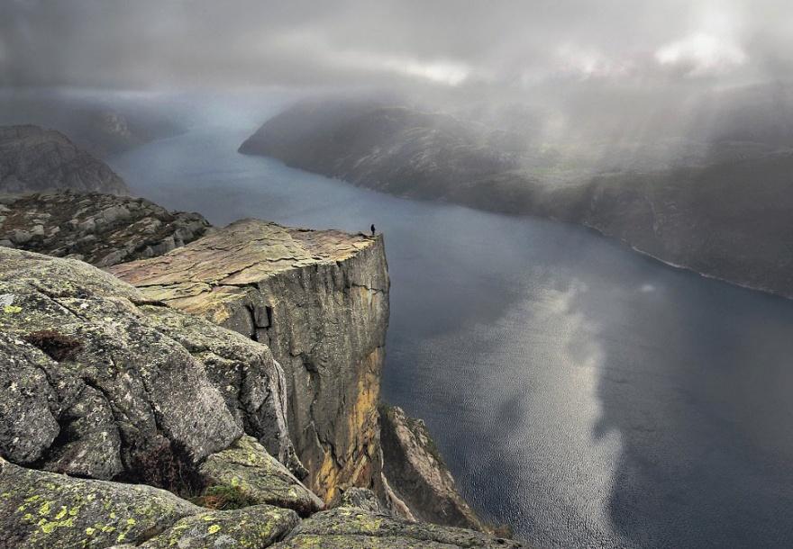 Удивительно красивые фотографии Килиана Шонбергера (49 фото)