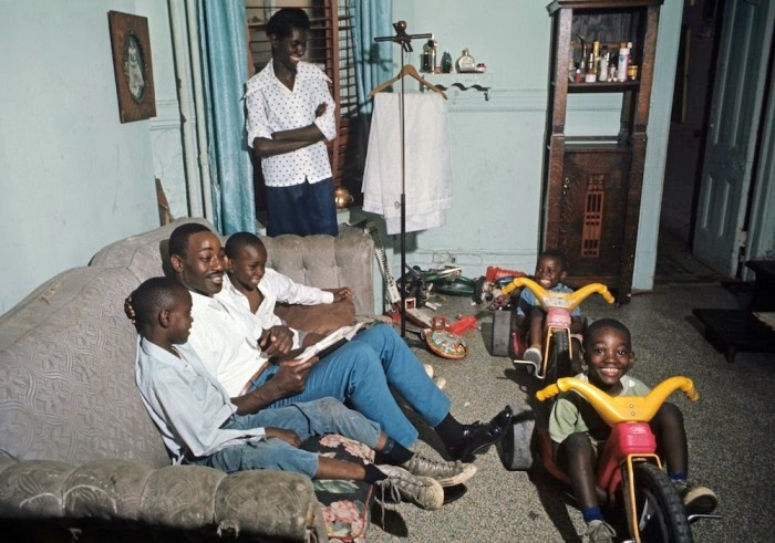 Как выглядел Гарлем в 70-х годах прошлого века (24 фото)
