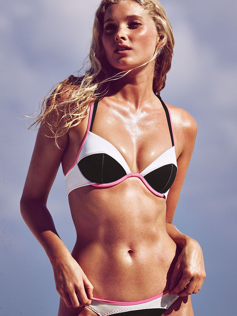 Фотосессия Эльзы Хоск для Victoria`s Secret (15 фото)