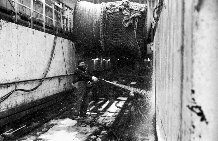 Фотоотчет о жизни сахалинского моряка (57 фото)