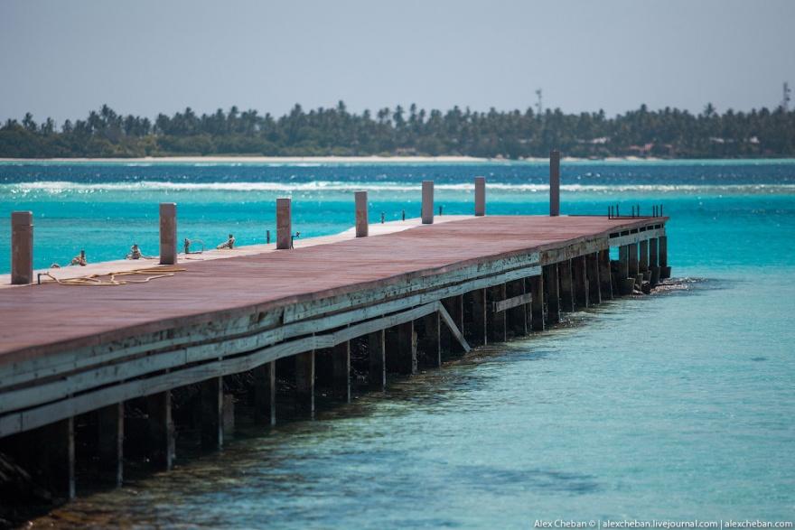 Красивые фото Мальдивских островов (32 фото)