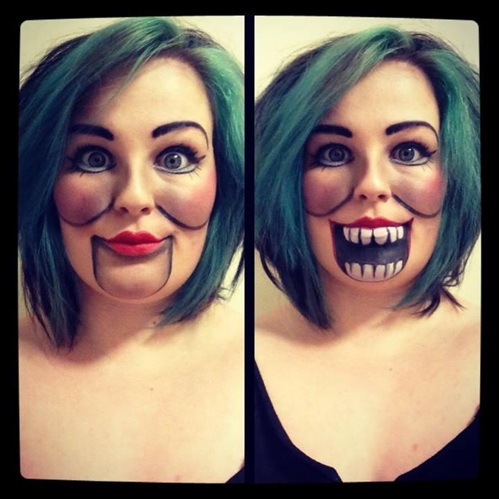 Как сделать себе крутой макияж