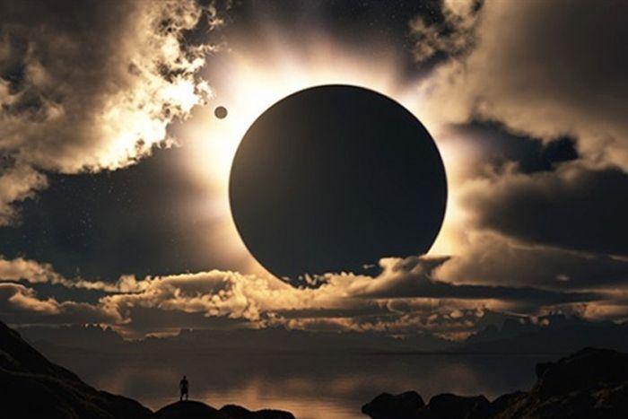 Завтра состоится полное солнечное затмение