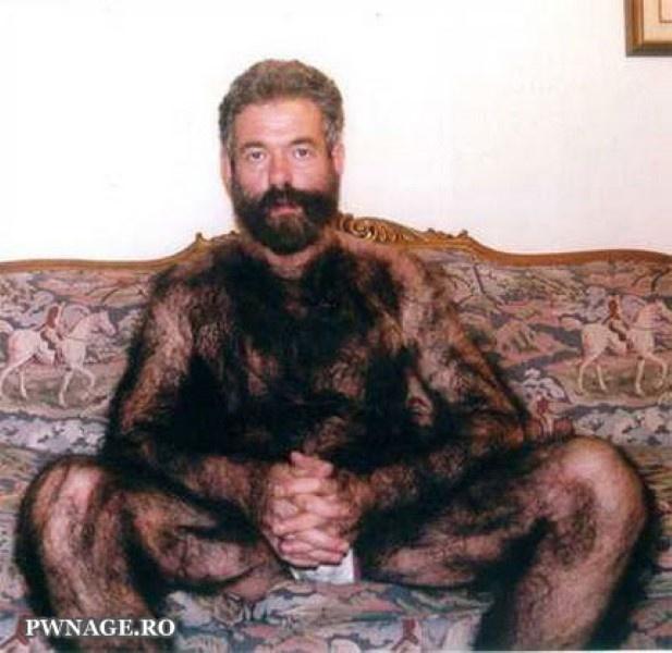 Необычный подход к проблеме волос на человеческом теле (15 фото)