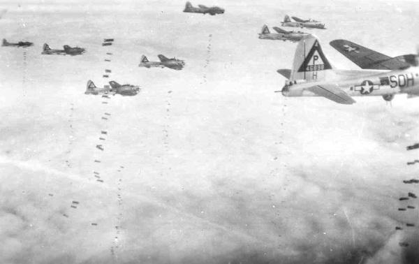 Фото авиационных бомб (21 фото)