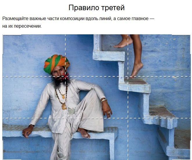 Основные правила хорошего снимка (21 фото)