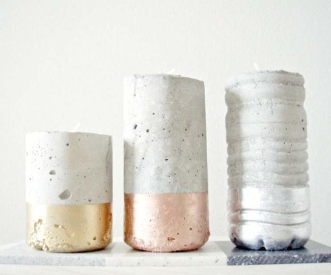 Вещи, созданные из обычного цементного раствора (20 фото)