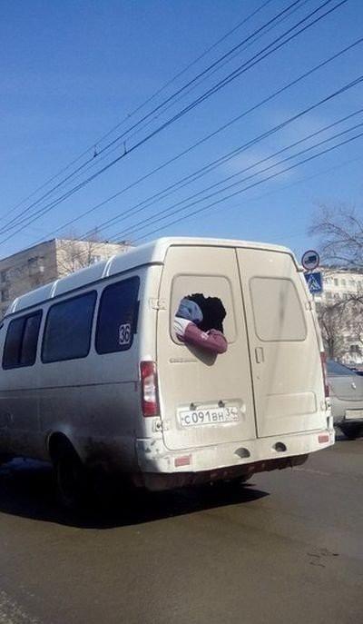 Подборка автоприколов 20.03.2015 (19 фото)