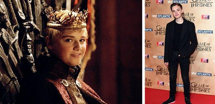 """Актеры """"Игры престолов"""" на премьере пятого сезона сериала (24 фото)"""