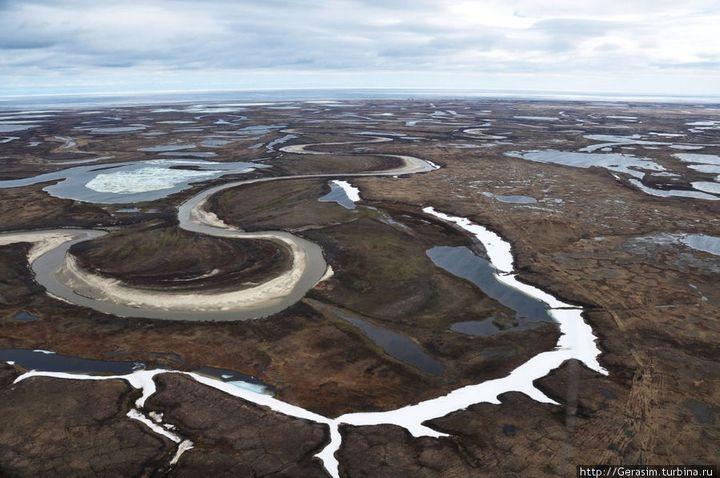 Фотографии из повседневной жизни народности ханты полуострова Ямал (32 фото)