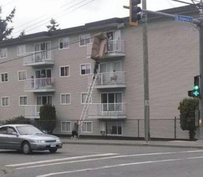 Презрение к технике безопасности (38 фото)