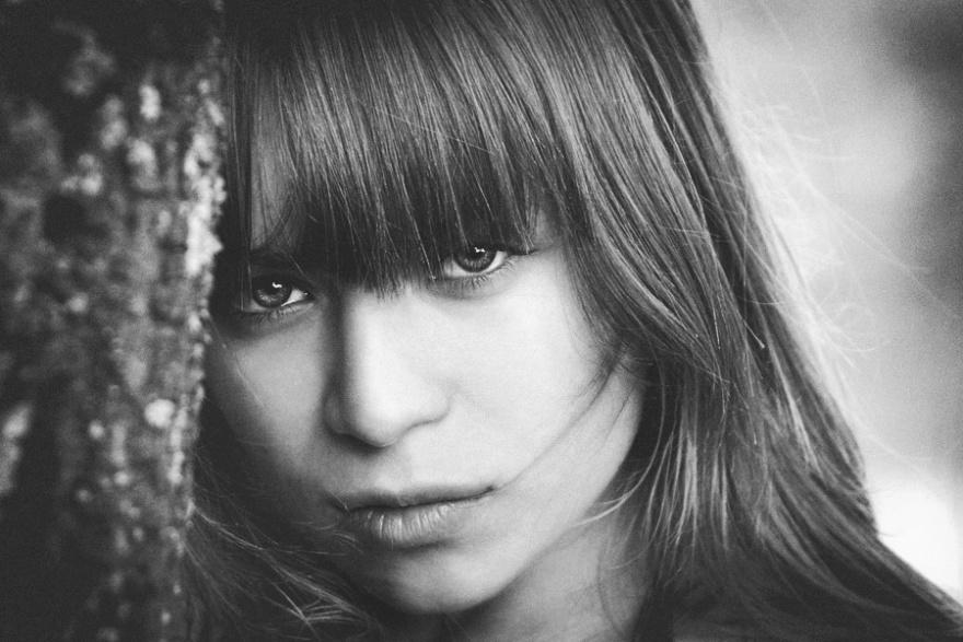 Девушки в фотографиях Александра Савушкина (37 фото)