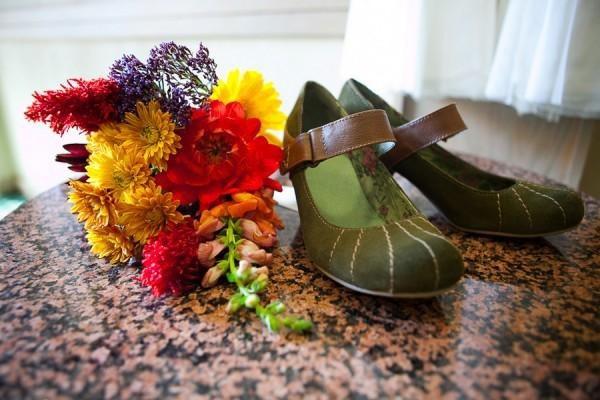 Необычные тематические свадьбы (20 фото)