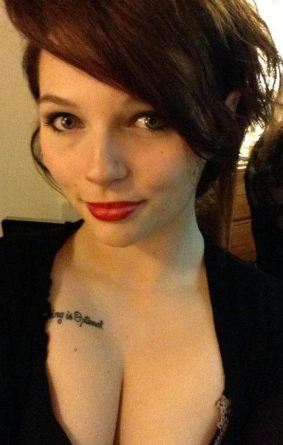 Подборка фото и селфи сексуальных девушек 27.03.2015 (37 фото)