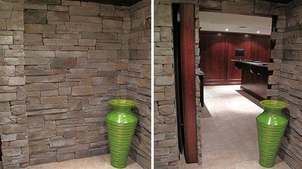 Секретные комнаты (22 фото)