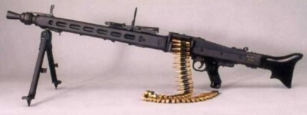 Пулеметы Второй Мировой (12 фото)