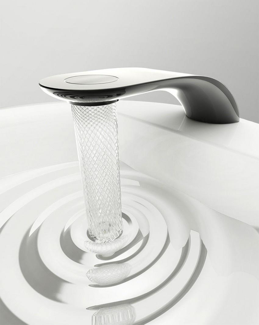 Стильное изобретение студента, позволяющее экономить воду (5 фото)